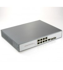 10-Port 10/100Mbps PoE Switch with Combo Port (130W) (POE108F)
